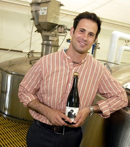 Sam Calagione, President and Founder of Dogfish Head Beers