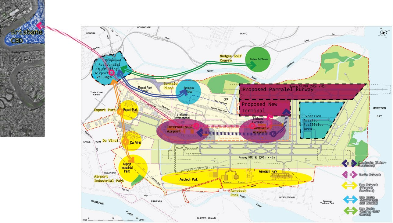 Fabrication exploration master plan for Plan b design fabrication inc