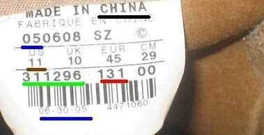 foto How to Find Model Numbers on Nike Shoes