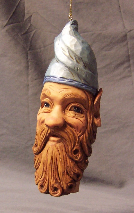 Foundwood carvings sky the elf with weather