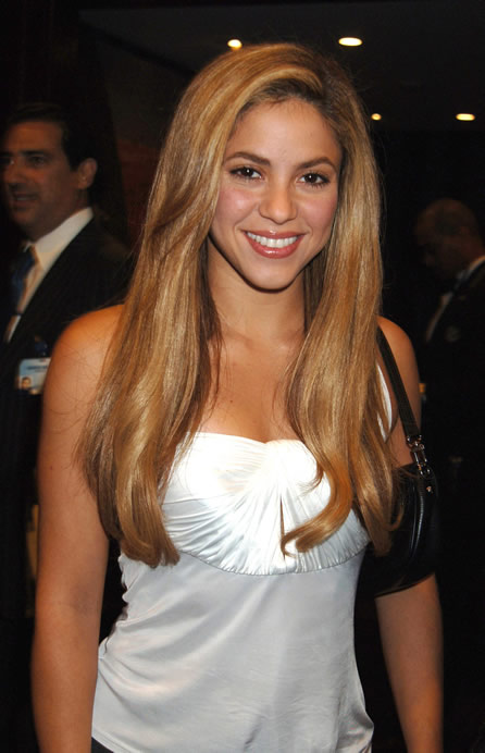 Shakira Top Latin America Actress