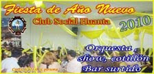 Fiesta de Ao Nuevo Huantino
