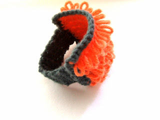 Loopy Dust Mop Sleeve - Crochet Me