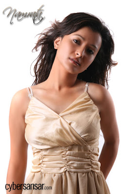 Beautiful Namrata Shrestha