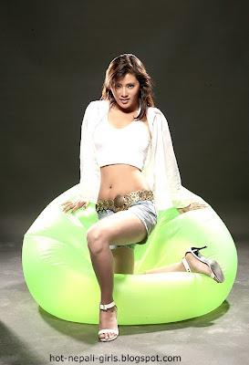 Very Hot Nepali Model