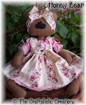 "Honey Bear ~ 12"" doll"