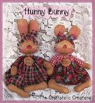 """Hunny Bunny ~ 13"""" doll"""