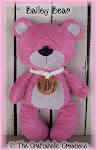 "Bailey Bear ~ 14"" doll"
