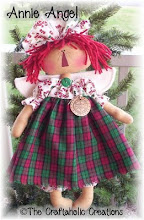 "Annie Angel ~ 17"" doll"