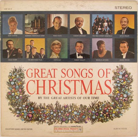 The Great Songs of Christmas from Goodyear