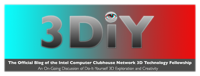 Intel Computer Clubhouse Network 3-D Technology Fellowship Blog