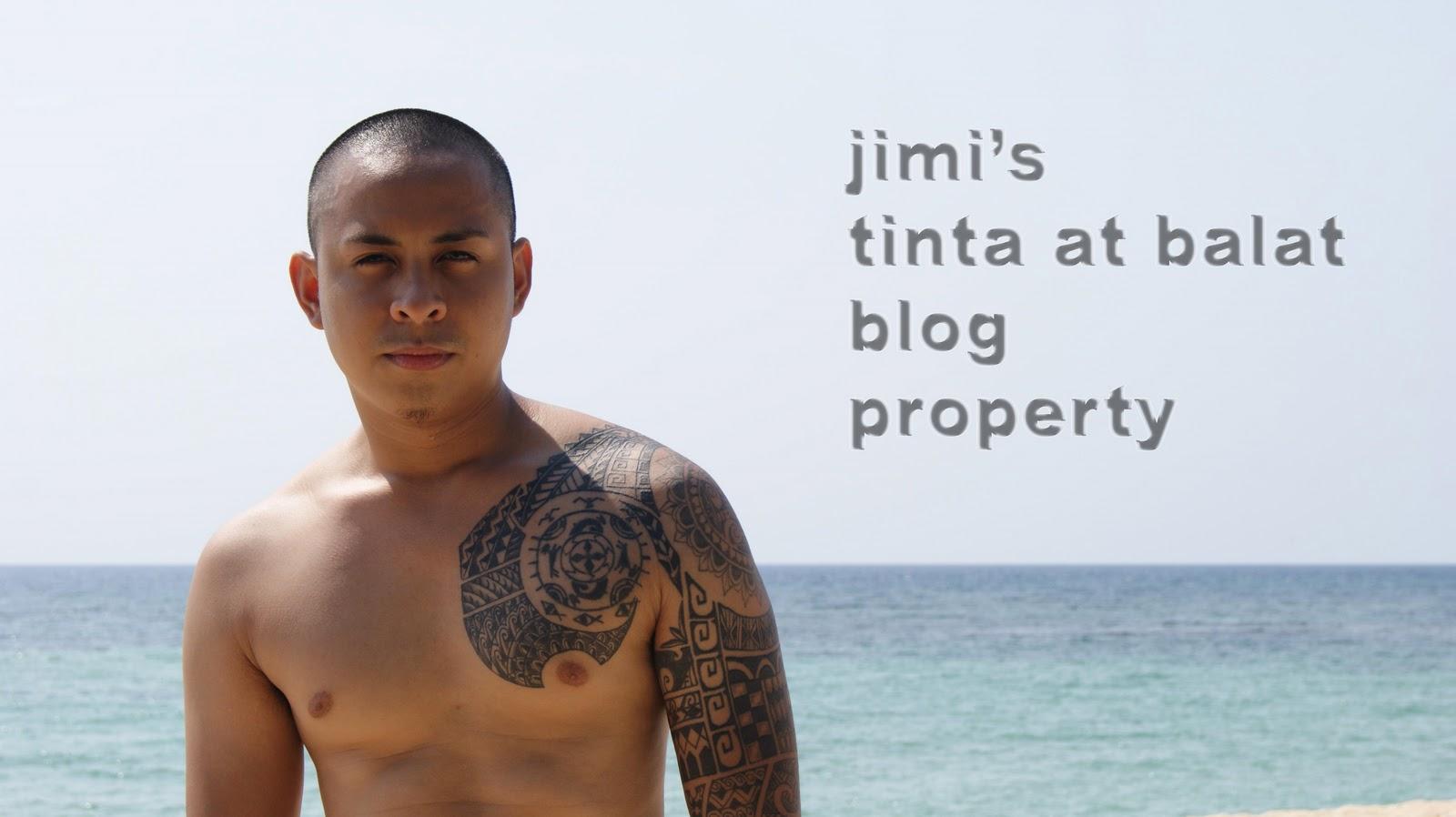 Samoan Chest Tattoos