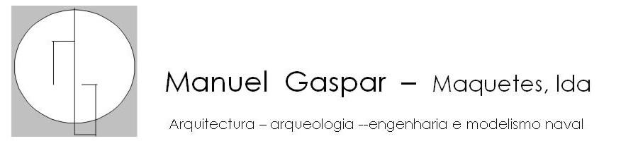 Manuel Gaspar Maquetes