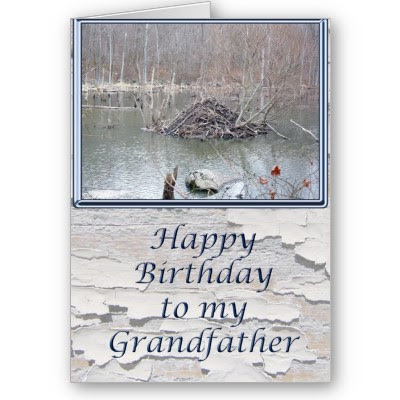 GrandPa Birthday Cards, GrandFather Birthday Wishes