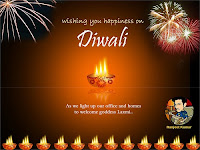 Diwali Miss You Cards