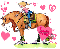 valentines day horse wishes