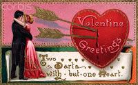 valentine legends card