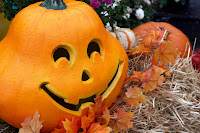 Halloween Smiling Pumpkin Wallpapers