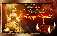 Religious Diwali Cards