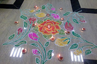 diwali office pictures