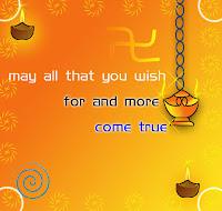 Elegant Diwali Wishes