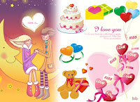 Valentine Picture Greeting Cards