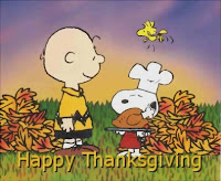 Peanuts Happy Thanksgiving Greeting Cards