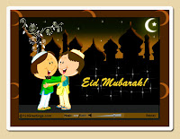 Eid Cards for Friends