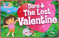 Dora Valentine Cards
