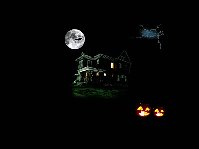 Halloween Goblins Pictures Haunted House Graphics