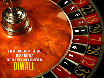 Gambling on Diwali