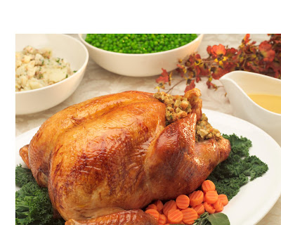 Thanksgiving Day Dinner Menu