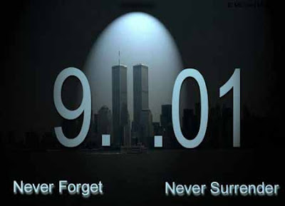 Patriot Day - Remembrance of the 11th Septemeber 2001