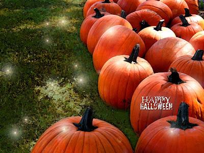 Halloween Pumpkin Wallpaper