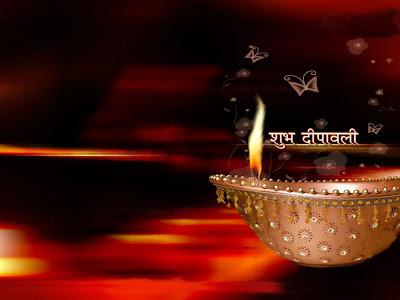 Shubh Deepavali Cards
