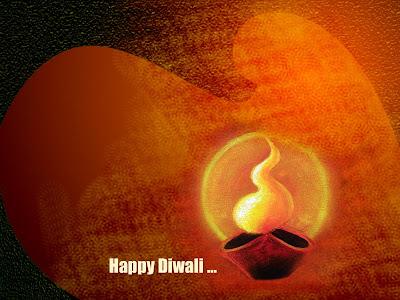 Free Divali Greeting