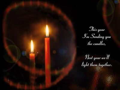 Romantic Diwali Wish Card