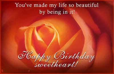 Birthday Greeting Cards: Wife Birthday Cards