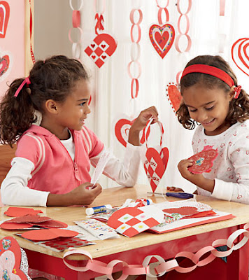 Children's Valentine's Day Crafts