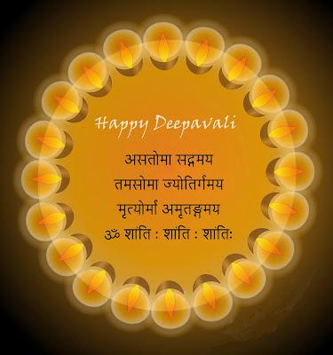 Free Printable Diwali Cards