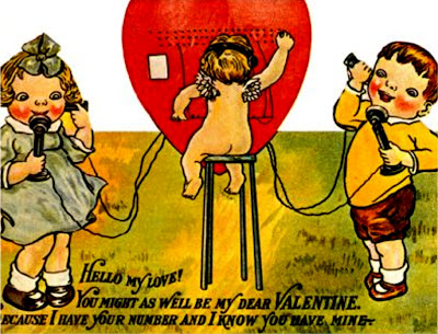 Antique Valentine's Day Cards