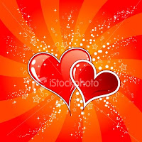 valentine day free background