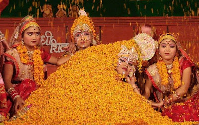 Radha krishna holi songs lyrics