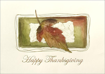 Autumn Leaf Thanksgiving Wallpaper
