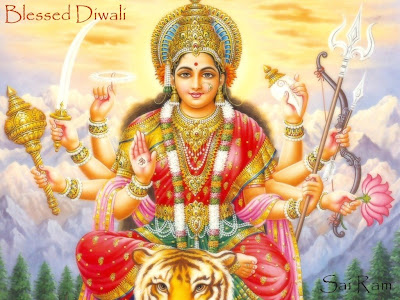 Diwali Blessings