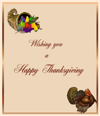 Free Thanksgiving Greetings Download