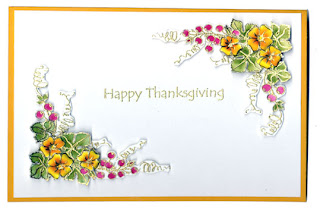 photograph about Printable Thanksgiving Cards called Printable Thanksgiving Playing cards