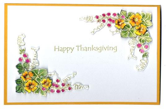 Printable thanksgiving cards kentscraft m4hsunfo