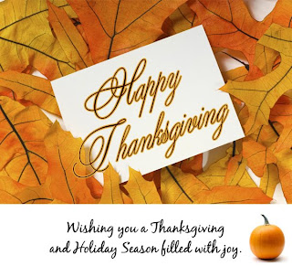 Thanksgiving Business Greetings Cards