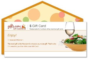 Thanksgiving Gift Card Templates